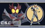 MMD Kamen Rider Agito (Battride War Genesis)
