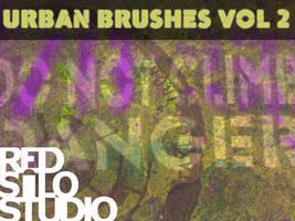 Urban Brushes Volume 2 by redsilo