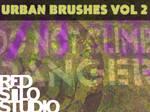 Urban Brushes Volume 2