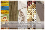 Large fabric textures