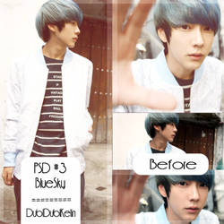 PSD #3 BlueSky