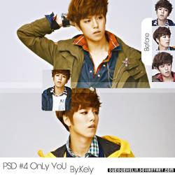 PSD #4 OnLy YoU