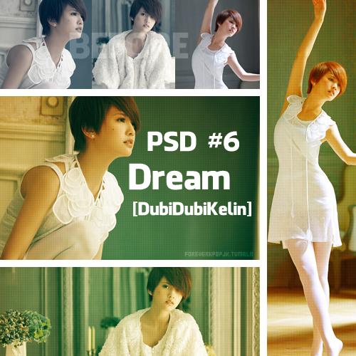 PSD #6 Dream
