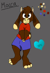 Mocca by theshypegasister