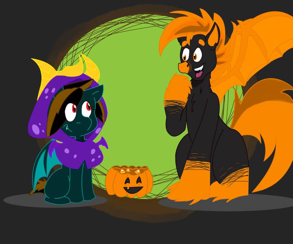 TeaGem pony art trade by theshypegasister