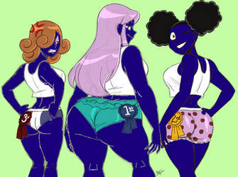 Pcfs Blueberry butt contest
