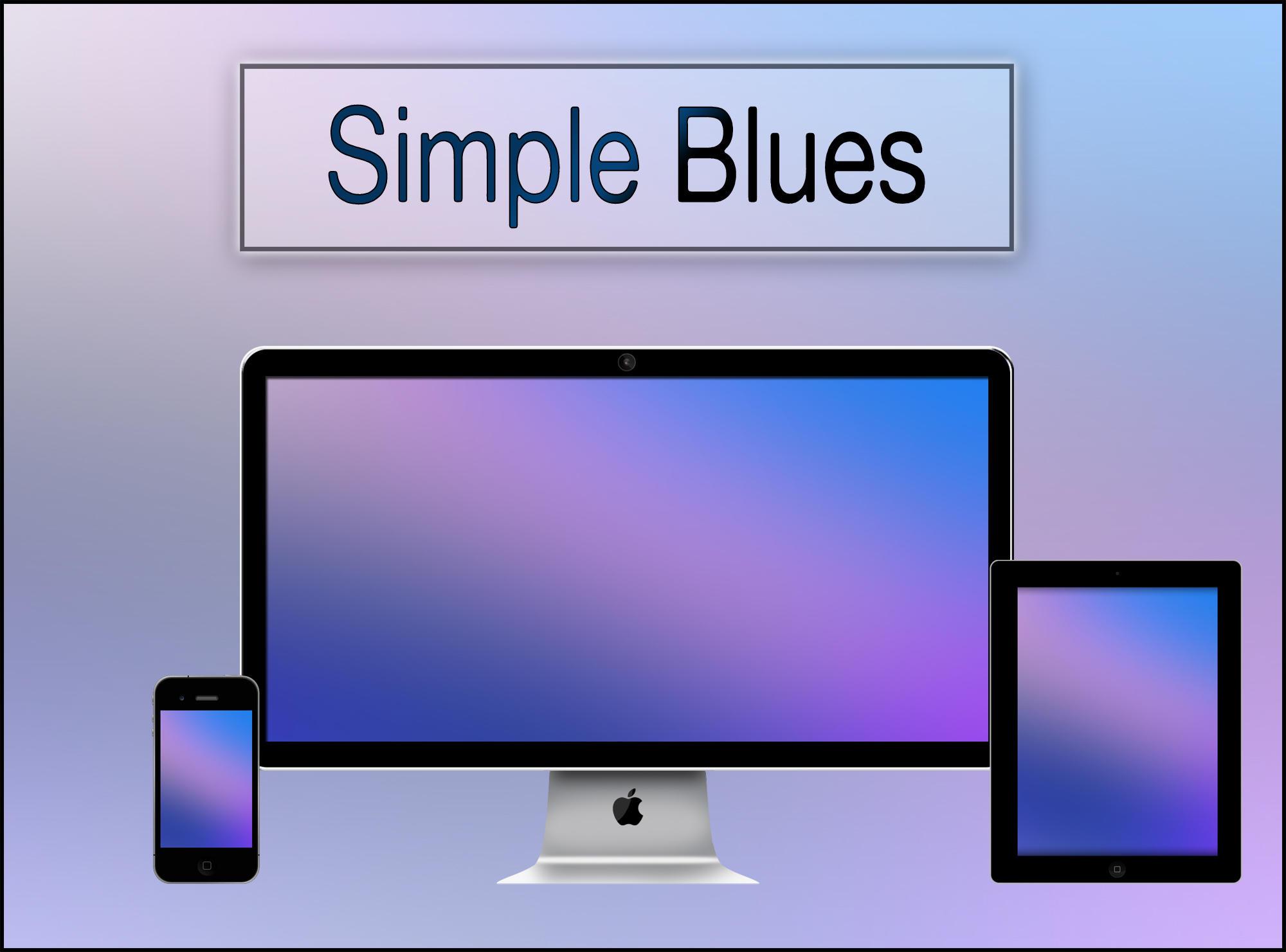 Simple Blues by LunaEternity
