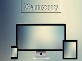 Xanxus by LunaEternity