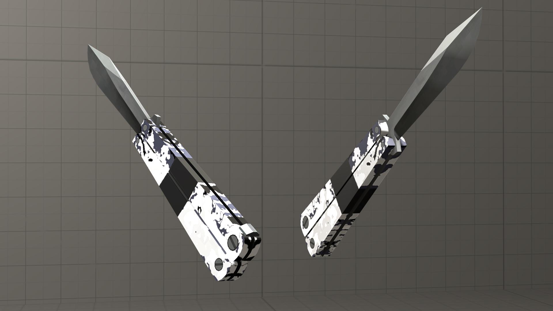 Artic spy Knife [DL] by Nikolad92