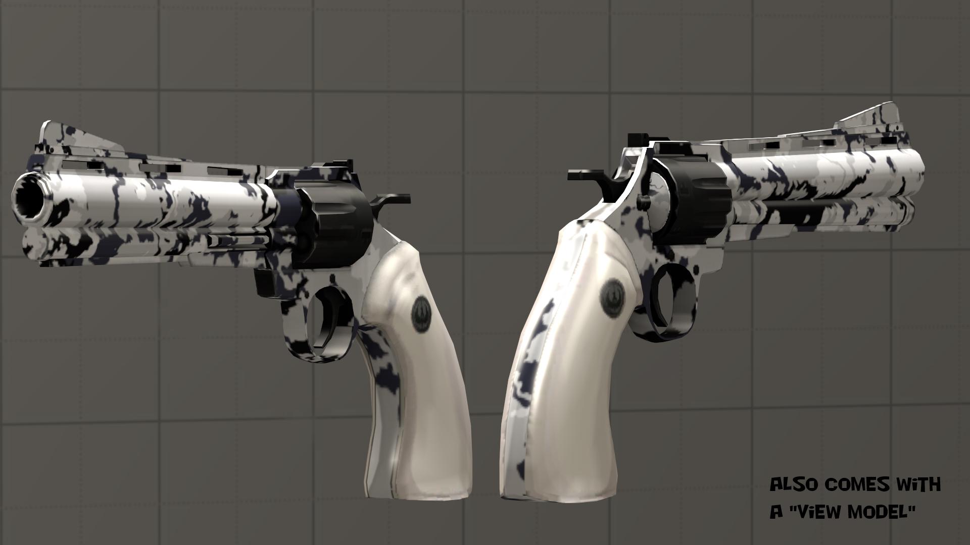 Arctic Revolver [DL] by Nikolad92