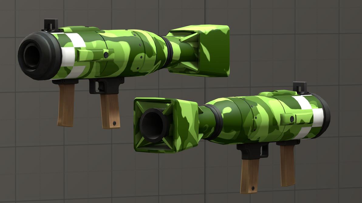 Woodland Camo Airstrike [DL] by Nikolad92