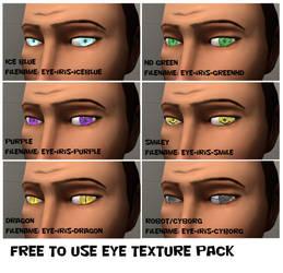 Eye reskins pack 2 [DL] by Nikolad92