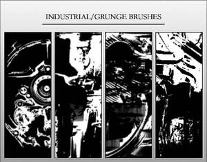 industrial brushes for PS