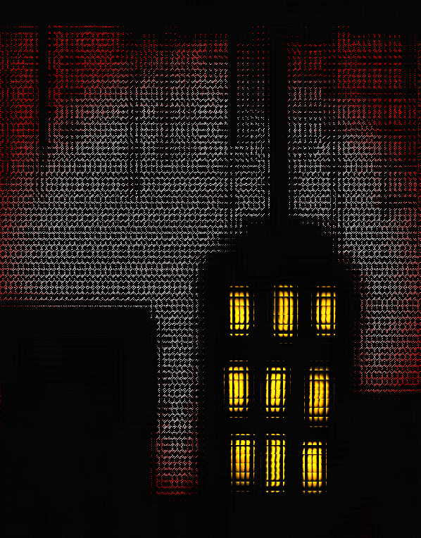 Night Sky City by DemonaTheOperator
