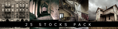 25 stocks pack by Ola8910