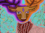 Fractal Deer