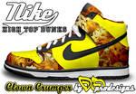 Nike Custom Psd Tutorials