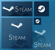 Steam Start Menu Tiles