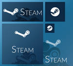 Steam Start Menu Tiles