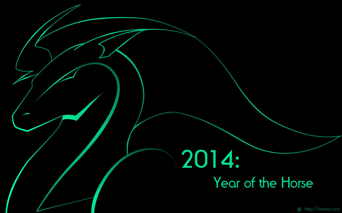 2014 Year of the Horse...