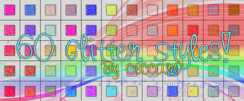 6O Styles Glitters by OskarGrijalva