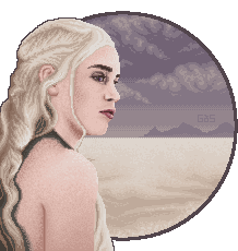 Mother of Dragons by GuardianOfShigeru