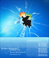 Broken Windows 7 by CypherVisor