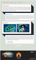 Moodular Journal Skin - Illusion by CypherVisor