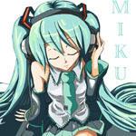 Miku Simple Animated
