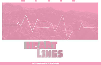 +HEART LINES/PNG/FREE