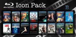 Blu-ray Icon Pack B