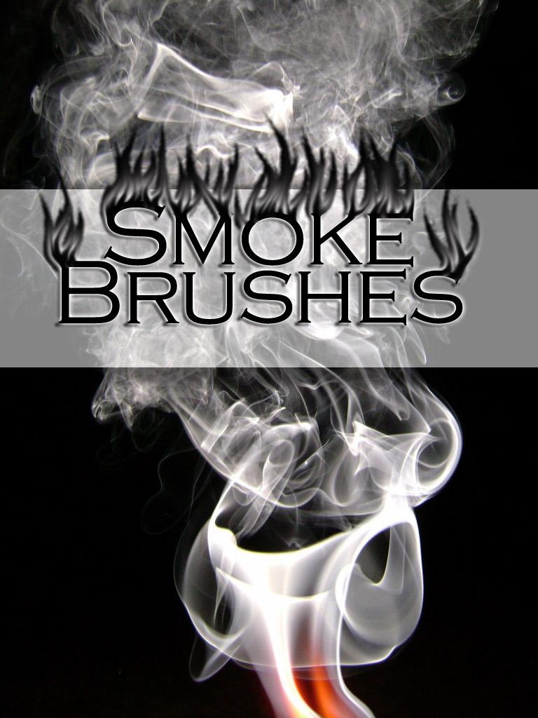 Smoke Brushes Adobe7.0+