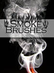 Smoke Brushes Adobe7.0+ by shadowheart69