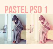 #1 Pastel color PSD by everafterlark