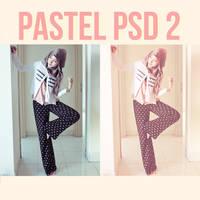 #2 Pastel color PSD by everafterlark