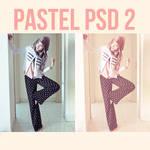 #2 Pastel color PSD