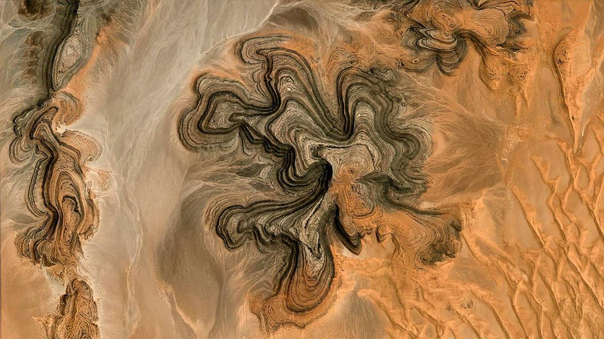 Namib desert 4 by Mgrafix2011