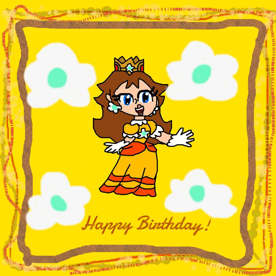 Happy Birthday Daisy! by Daracoon911