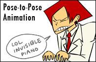 Pose-to-Pose Animation