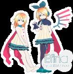 MMD Efina DL