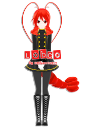 MMD Lobco UPDATED by AoiSM98nee