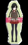 MMD Yonaka Kurai