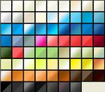 Web 2.0 Style gradients