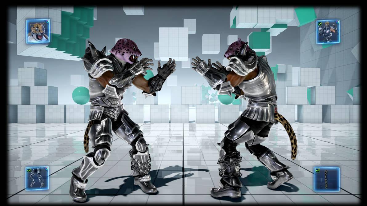 TEKKEN 7] Armor King by Natsu-Ken on DeviantArt