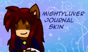 .:COM:. MightyLuver Journal Skin by BubblySkies
