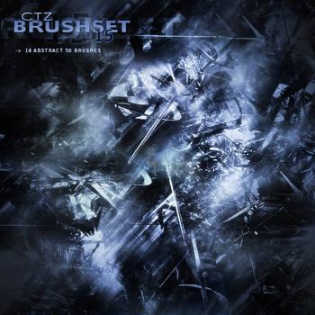 Brushset 15 by ctznfish