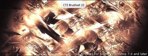Brushset 22 by ctznfish