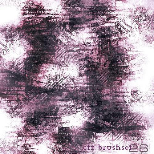 Brushset 26 by ctznfish
