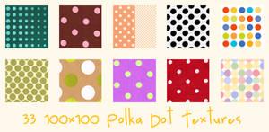 Polka Dot Icon Textures