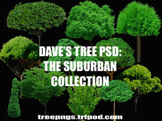 Dave's Trees PSD by dbszabo1